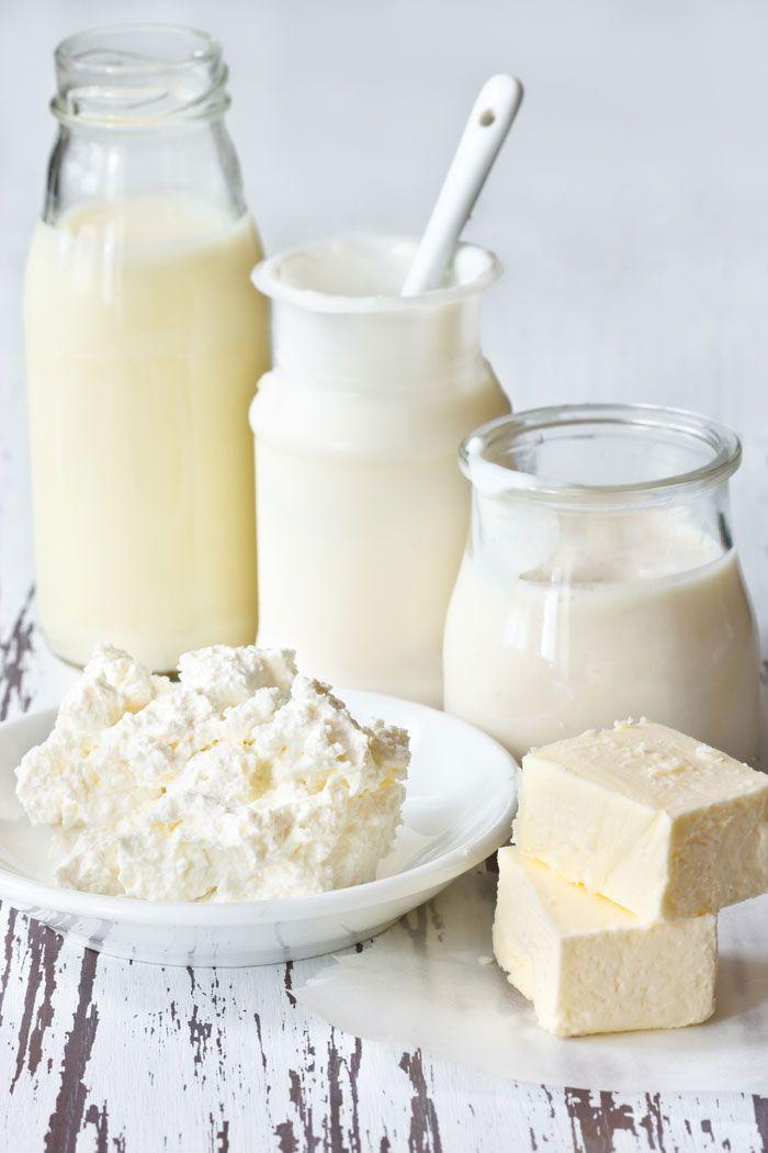 Warenkunde: Milchprodukte hier