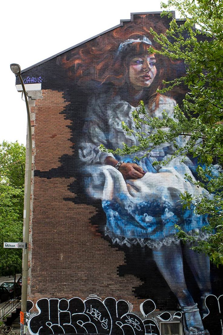 Mural Festival 2015 – Retour sur les créations du festival street art de Montréal
