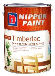 NIPPON PAINT TIMBERLAC 1L