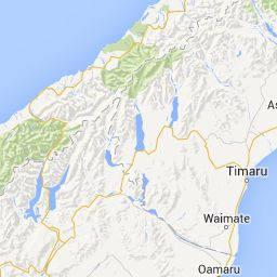 Mosgiel to Queenstown, New Zealand - Google Maps