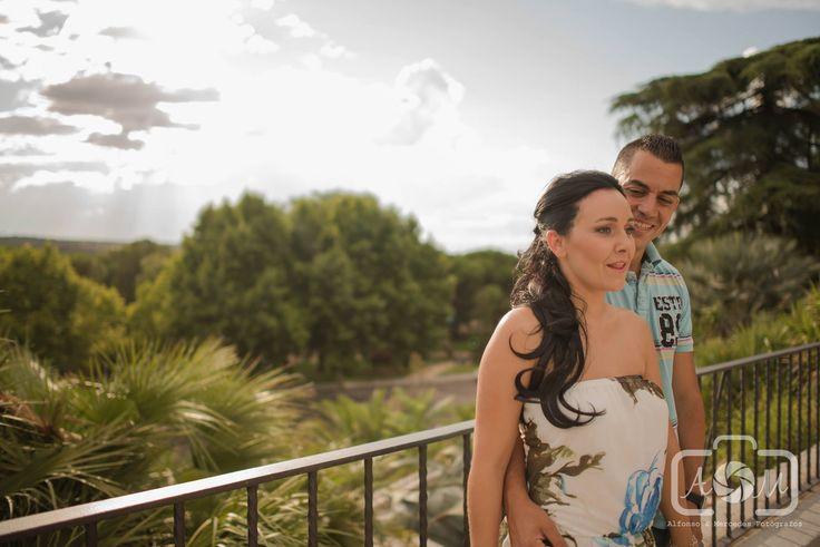 Alfonso y Mercedes Fotografía de bodas