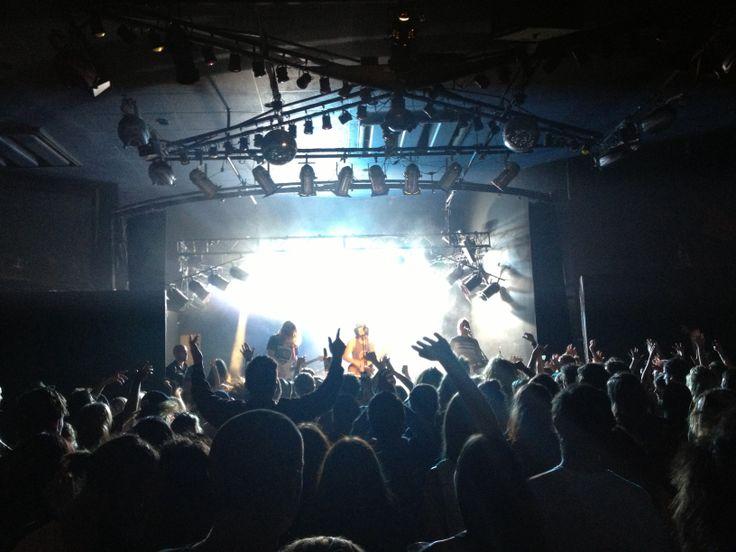 Sticky Fingers Band in Brisbane Australia April 2013