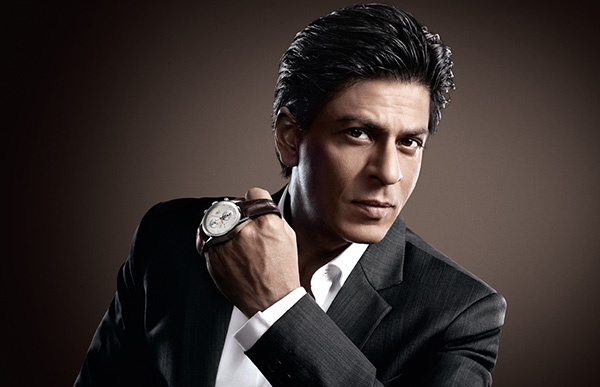 #Shah Rukh Khan for #Tag Heuer