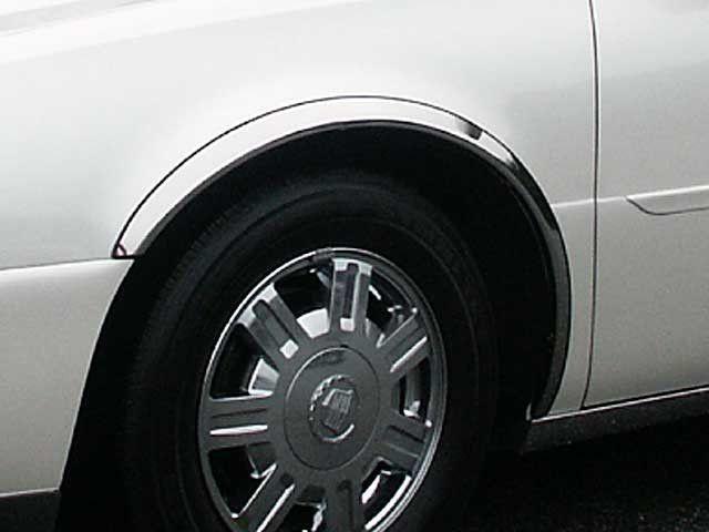 Qaa Part Wz40245 Fits Deville Dts 2000 2011 Cadillac 4 Pc