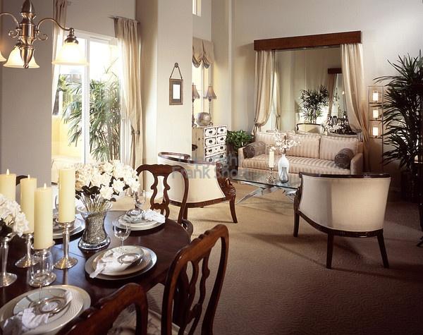 dream rooms furniture. dinning room furniture interior design stock photo image dream rooms