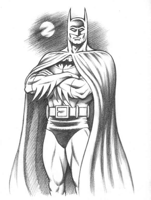 batman | My Drawings | Pinterest | Batman