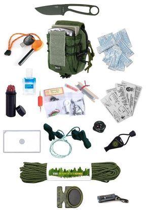 The Survival Store s Medium Survival Kit