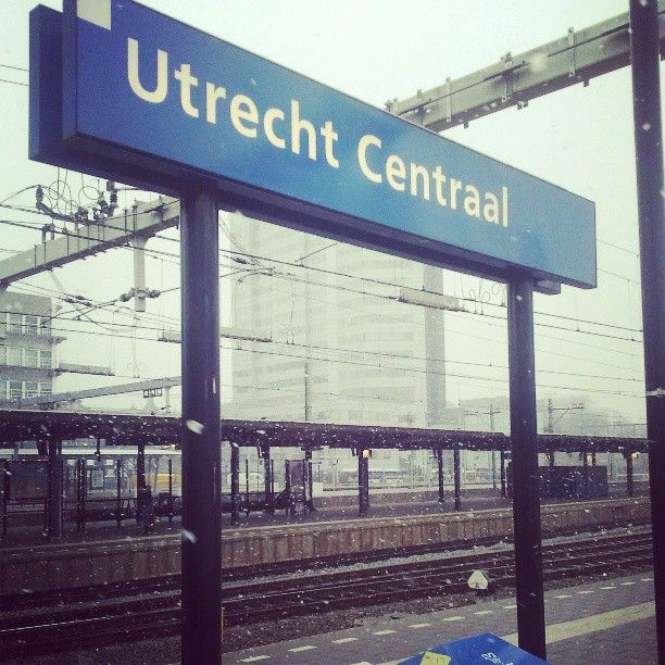 Station Utrecht Centraal