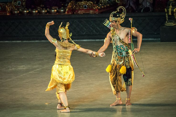 ramayana ballet, yogyakarta, indonesia, prambanan temple