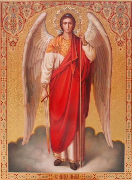 heroinscarlet:Archangel Michael