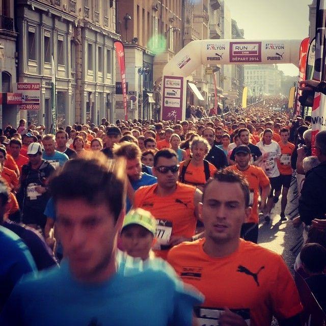 Run in Lyon 2014