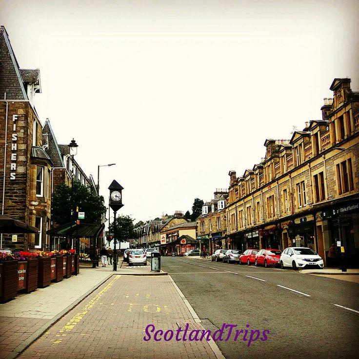 Ejemplo de la hermosa #arquitectura #Victoriana en #Escocia. Example of the wonderful #Victorian #architecture in #Scotland.  #Buildings #edificios #construcciones #estilo #style #hotels #accommodations #alojamientos #tours #vacaciones #Holidays