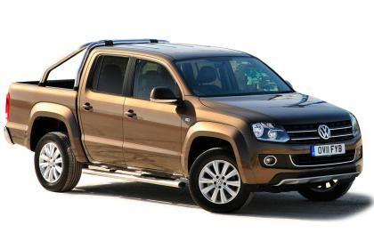Volkswagen Amarok Release Date and Price in UK