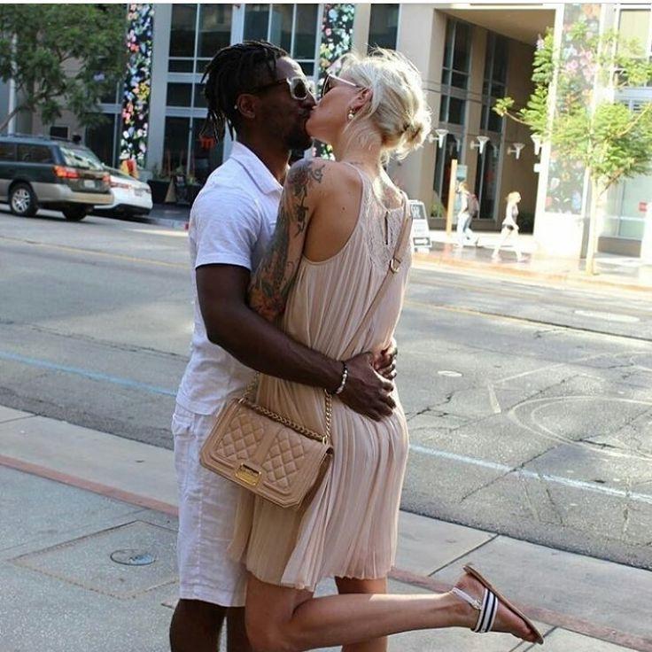 Black woman white boy