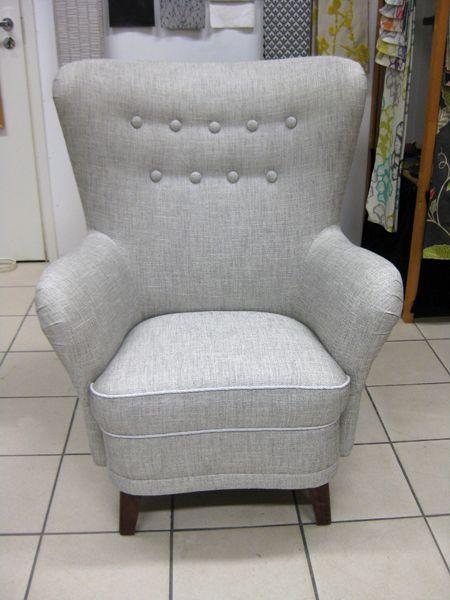 Old armchair  www.verhoomopalttina.com