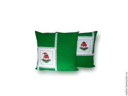 Купить красивую  подушку, подушки декоративные, подушки с вышивкой, комплект подушек, подушки в подарок, подушка купить, диванные подушки, подушки на диван, зеленые подушки,красивые подушки, красивая