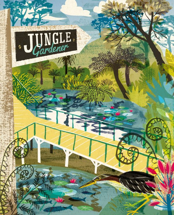 1000 Images About Jungle Luxe On Pinterest: 1000+ Images About Illustrated Cornwall. On Pinterest