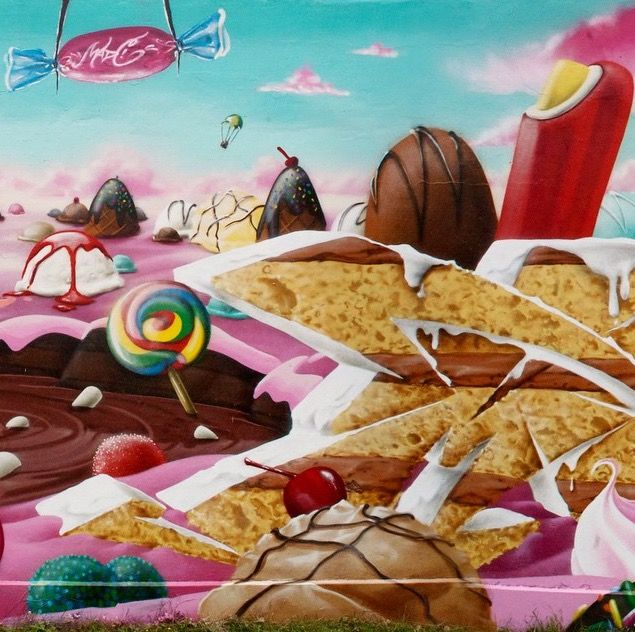 By madc soten in copenhagen lp nourriture peinture - Richard cocciante j ai attrape un coup de soleil ...