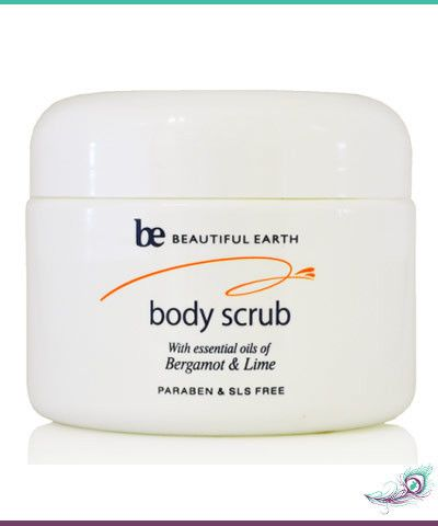 Beautiful Earth Body Scrub – Absolute Simplicity