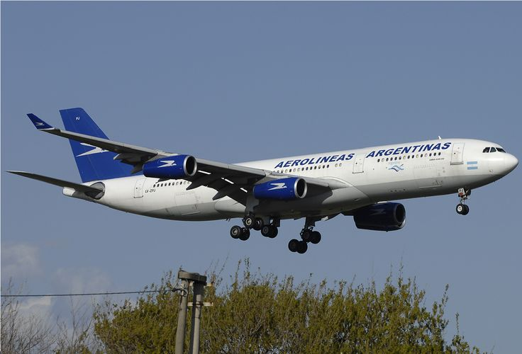 Aerolineas Argentinas Airbus A340-200