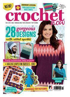 Crochet Now №11 2017 - 轻描淡写 - 轻描淡写