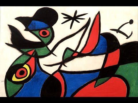 Joan Miró. Breve biografía. Ideal para niños - YouTube