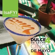 Cinco de Mayo Dulce de Leche Shake 2 scoops IsaLean® Shake in Creamy French Vanilla or 1 packet of IsaLean PRO in French Vanilla 8 oz water 1/2 banana 1 tsp caramel sauce 1/2 tsp ground cinnamon 1/2 tsp vanilla extract Pinch of sea salt - See more at: http://isafyi.com/dulce-de-leche-shake/#sthash.ZTPhmIJS.dpuf