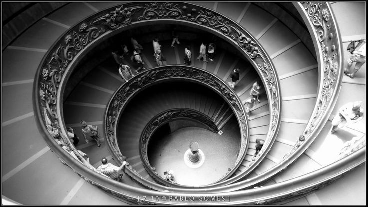 Museu do Vaticano / Museo del Vaticano / Vatican Museum [2010 - Cidade do Vaticano / Ciudad del Vaticano / Vatican City] #fotografia #fotografias #photography #foto #fotos #photo #photos #local #locais #locals #cidade #cidades #ciudad #ciudades #city #cities #europa #europe #museus #museos #museums #bernini