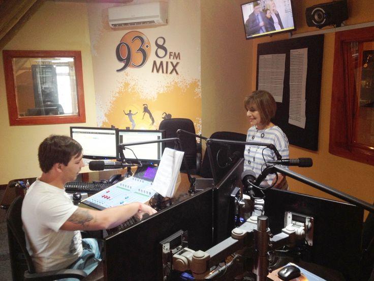 Mix FM interview 14 Oct 15