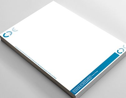 """Check out new work on my @Behance portfolio: """"Letterhead - Papel Timbrado"""" http://be.net/gallery/54110037/Letterhead-Papel-Timbrado"""