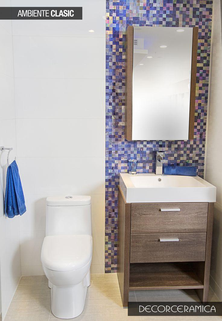 Te invitamos a conocer este y más ambientes en nuestro Centro de Remodelación en Cucuta, ubicado en la  Diagonal Santander # 11-256, http://bit.ly/SPKl7c #ideasdecor #decorceramica #diseño