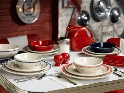 This Is Homer Laughlin S America S Diner Bistro Collection