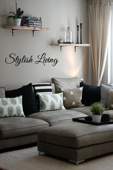 die besten 25+ wohnzimmer in braun ideen auf pinterest - Wohnzimmer Braun Weiss