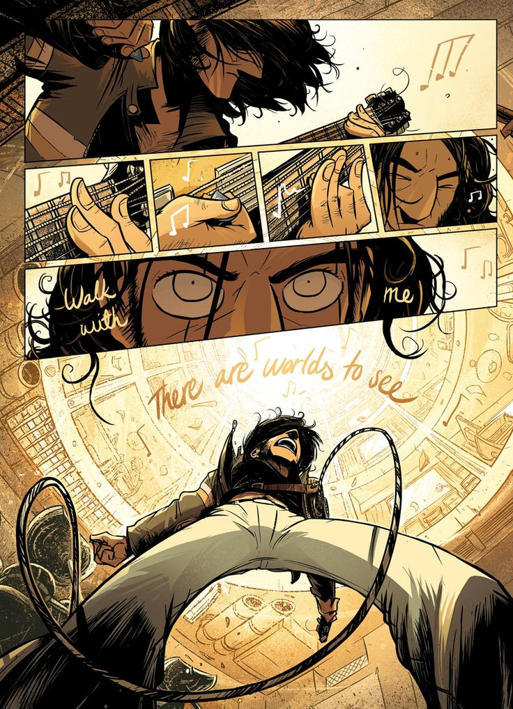 62 best graphic novels teen images on pinterest comics comic sing no evil by jp ahonen and kp alare a new metal band struggles fandeluxe Images