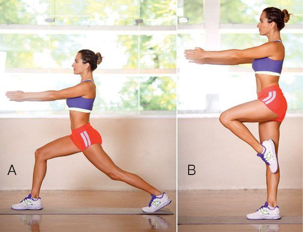 5 melhores exercícios para coxas e bumbum