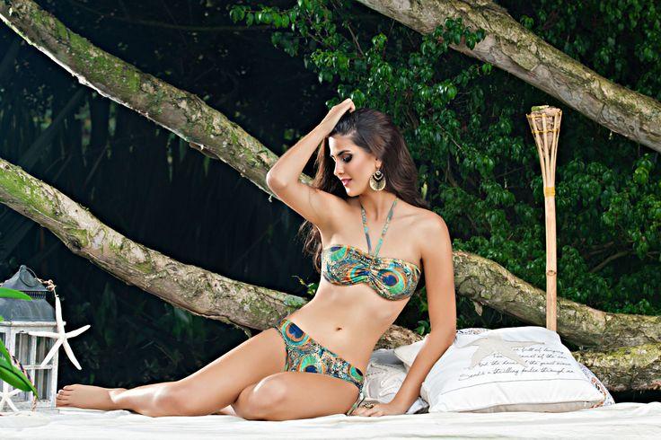 Macadamia, Modelo: Juanita Alvarez Fotografía: Diana Patiño Make up: Vanina D´Salvo