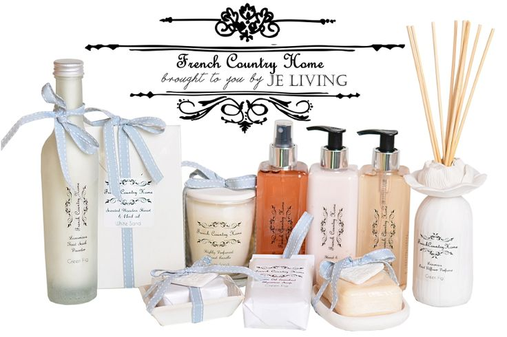 French Country Home aroma range
