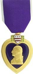 Purple Heart Medal (As Issued By The Us Military), 2015 Amazon Top Rated Trophies, Medals & Awards #Sports