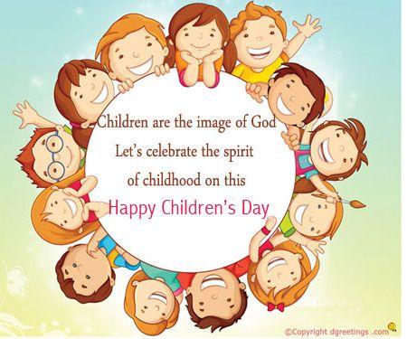 Happy Children's Day...
