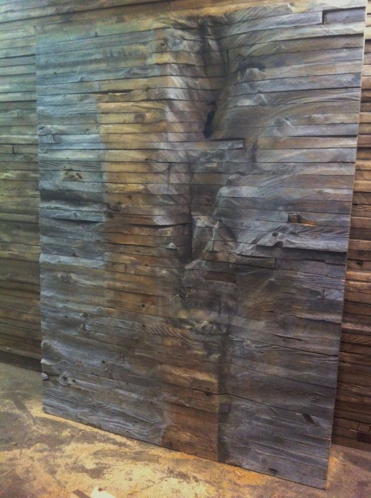 Antique Wood Paneling: 23 Best Reclaimed Old Growth Vintage Wood Wall Paneling