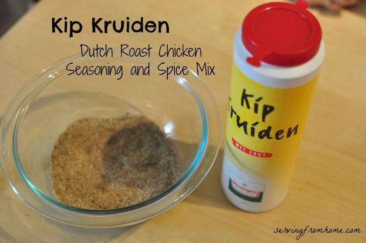 Kip Kruiden copycat recipe