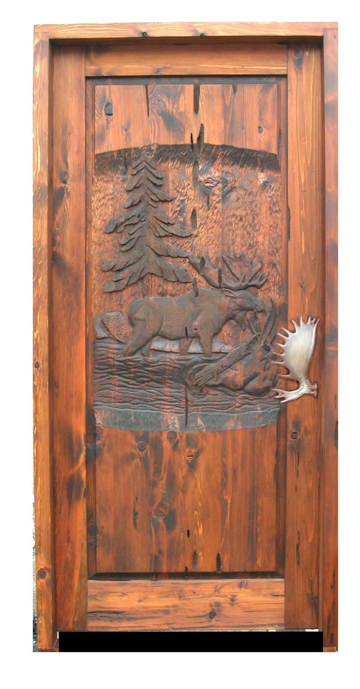 Carved door for the home pinterest front doors
