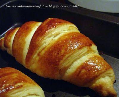 Croissant Sfogliati I – Senza Uova  