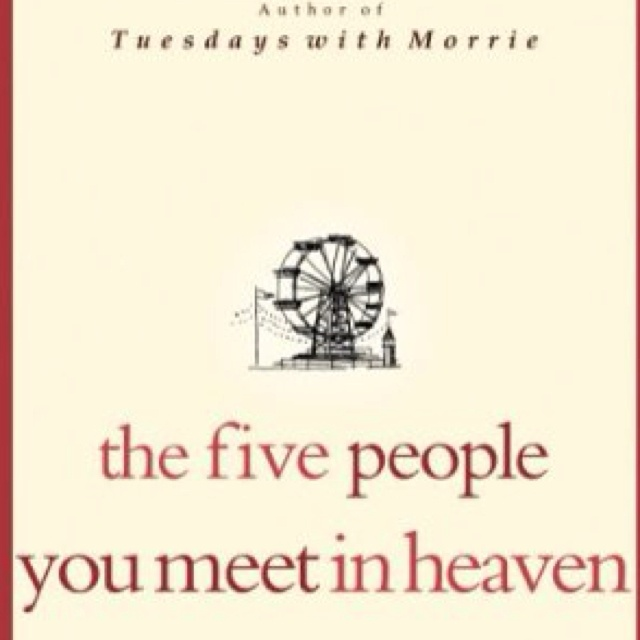 the five people you meet in heaven free