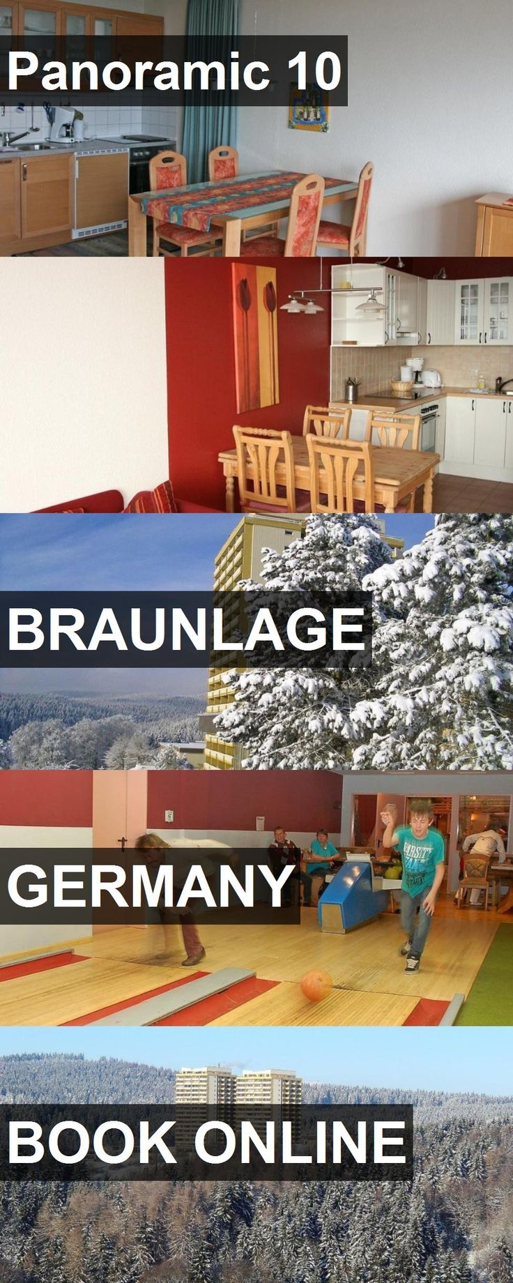 Hotel Panoramic 10 in Braunlage, Germany. For more information, photos, reviews and best prices please follow the link. #Germany #Braunlage #travel #vacation #hotel