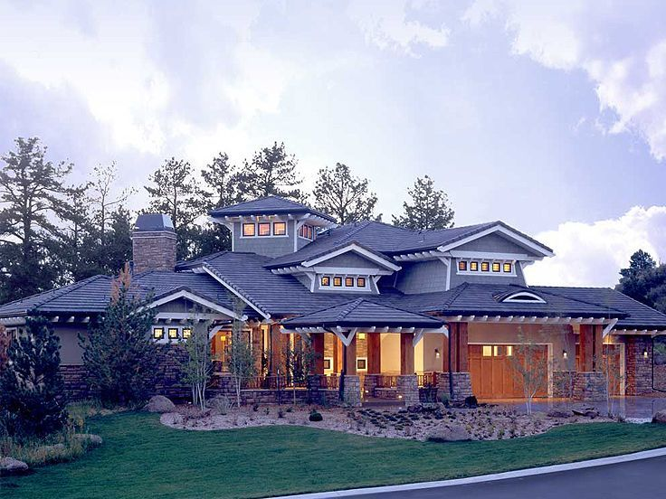 17 best images about craftsman house plans on pinterest house plans mountain house plans and home - Mountain house plans dreamy holiday homes ...