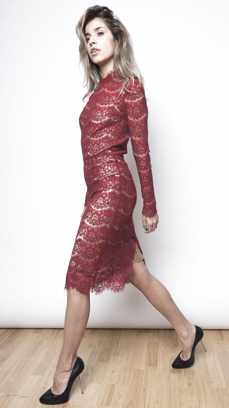 Marsala Dress!