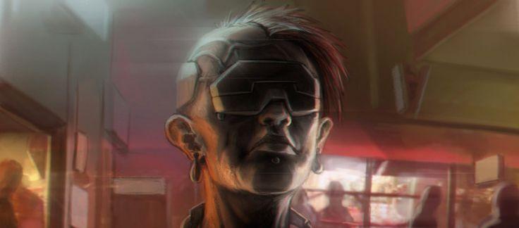 I. What Is Cyberpunk?   Dreadlocks EN
