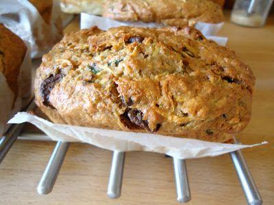 Beastie's Bistro: Az egyik legjobb cukkini kenyér