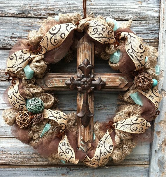 17 Best Images About Homemade Southern Wreaths On Etsy Com